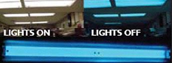 glow in the dark paints - lightstrip_on_off