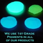 Patented Glow In The Dark Pigments